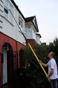 Window Cleaning Service City of London